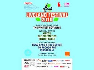 Ia-ti bilet la Liveland Festival si primesti cadou o cartela SIM Orange PrePay !