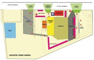 Concertul Aerosmith se muta pe Zone Arena
