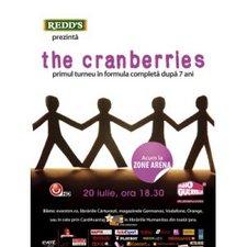 Concertul Cranberries se muta la Zone Arena