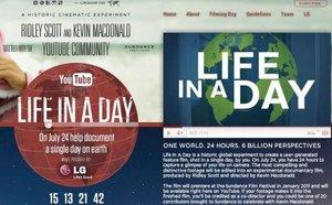 Experiment social pe YouTube cu Ridley Scott si Kevin Macdonald