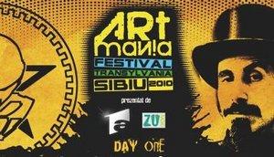 Sibiu: o oferta culturala inedita in weekendul 13-15 august la ARTmania Festival 2010