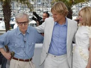 Woddy Allen a deschis Festivalul de la Cannes cu Midnight in Paris