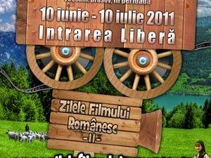 Incepe a doua editie a evenimentului national Zilele Filmului Romanesc