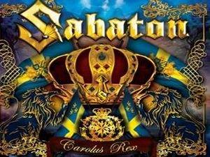 "Albumul ""Carolux Rex"", semnat Sabaton, a primit discul de aur in Polonia"