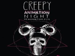 Creepy Animation Night - Nopti intense de animatie si muzica la Anim'est Brasov 2015