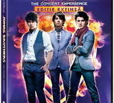 Jonas Brothers in concert pe DVD