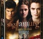 Achizitioneaza acum Saga Amurg: Luna Noua pe DVD si poti castiga super premii