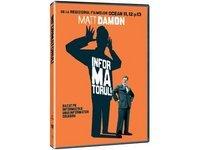 Matt Damon este Informatorul!, acum pe DVD si Blu Ray