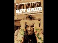 Joey Kramer, bateristul Aerosmith, si-a publicat autobiografia