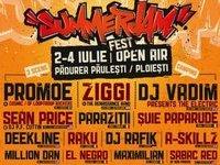 Cei mai buni DJ din lume la Summerjam Fest 2010