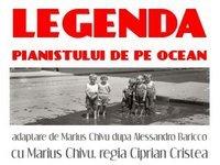 Teatrul Joint prezinta Legenda Pianistului de pe Ocean