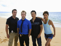 Un nou serial tv, HAWAII FIVE-0