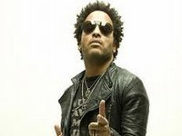 Lenny Kravitz nu mai vine in 2012 la Bucuresti