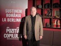 Campionul transmisiilor live, Cristian Topescu,  sustine filmul Pozitia copilului la Berlinala