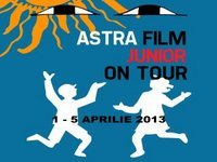 Cel mai cerut program de educatie vizuala si ecologista prin film documentar din Romania Astra Film Junior Sibiu on TOUR in tara