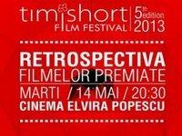 Filmele premiate la Timishort 2013 vin la Bucuresti