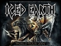 Iced Earth va inregistra noul album in Germania