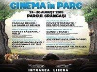 Proiectii de filme gratuite in parcul Crangasi